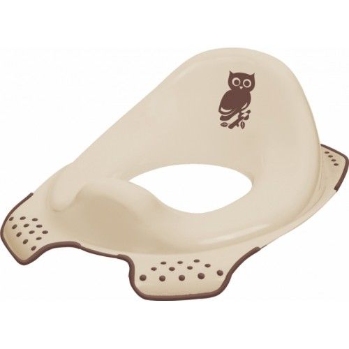 Keeeper Adaptér - tréningové sedádko na toaletu Forest - hnedý