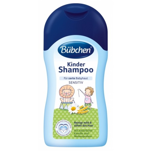 Bübchen übchen Detský šampón sensitiv 400 ml