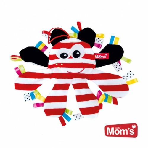 Hencz Toys Edukačná hračka šustík - Chobotnice