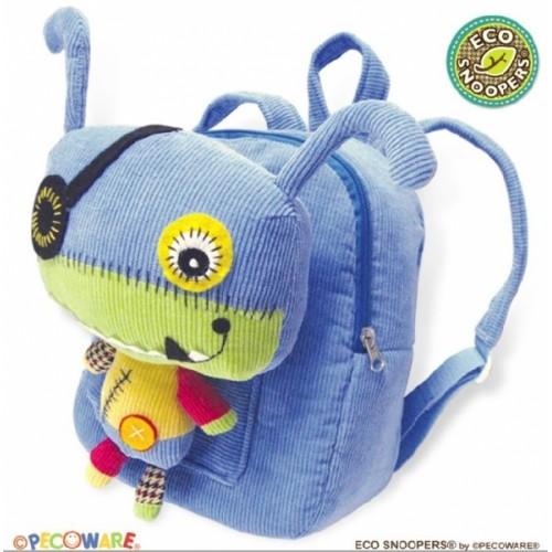 EcoSnoopers Detský batôžtek,  batoh, Monster