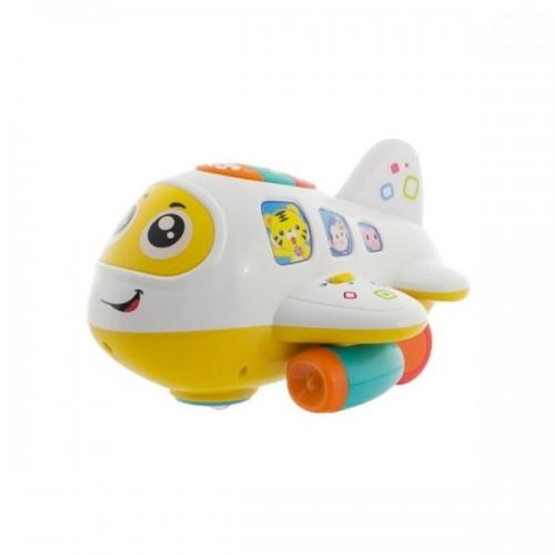 Euro Baby Multifunkčné jazdiacie lietadielko