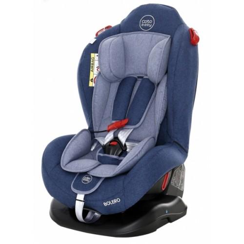 Coto Baby Autosedačka Bolero - 0-25 kg - 2019 Farba: Modrá / Sivá
