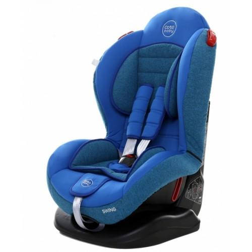 Autosedačka Coto Baby Swing 9-25kg. 2020 - Blue