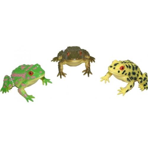 Rappa Žaba so zvukom, 3 druhy, 8 cm