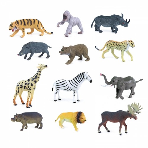 Rappa Zvieratá divoká 13 - 20 cm