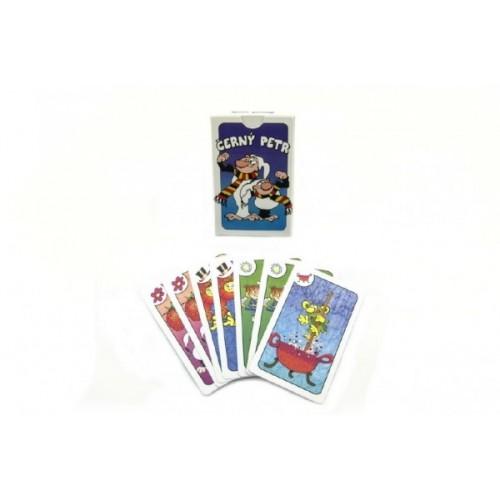 Čierny Peter Poď s nami do rozprávky spoločenská hra - karty v papierovej krabičke 6x9x1,5