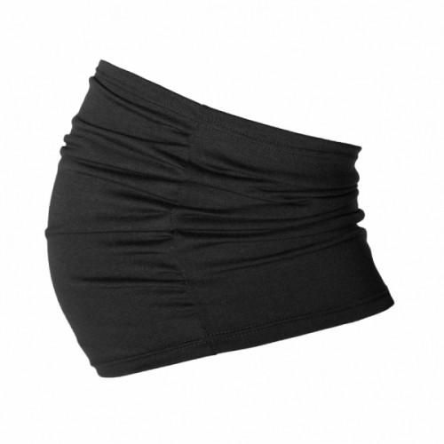 Be MaaMaa Těhotenský pás - čierný, vel´. L/XL - L/XL